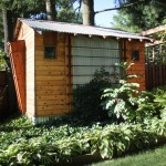 Wallington Plumbing Supply for Craftsman Shed with Back Yard