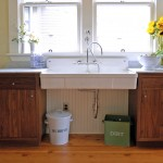 Wallington Plumbing Supply for Traditional Kitchen with Farmhouse Sink