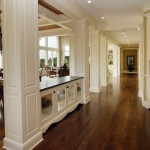 Walnut Creek Furniture for Traditional Hall with Room Dividers