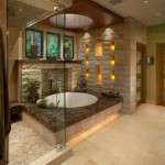 Walters Electric for Asian Bathroom with Triple Windows