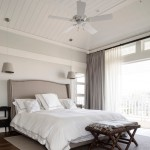 Walters Electric for Beach Style Bedroom with Timber Flooring
