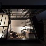 Walters Electric for Industrial Home Office with Roof Terrace