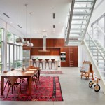 Walters Electric for Modern Dining Room with Red Rug