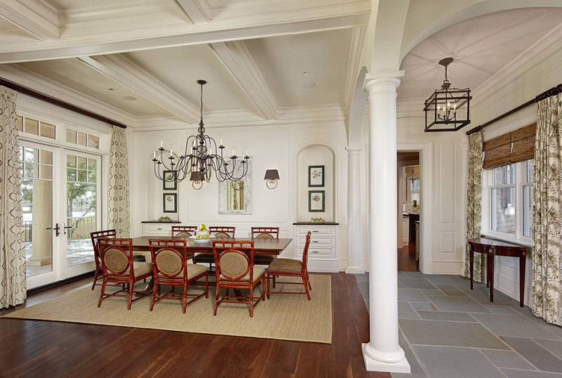 Walters Wicker for Traditional Dining Room with Rattan