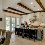 Walters Wicker for Traditional Kitchen with Recessed Lighting