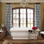Waterworks Denver for Traditional Bathroom with Chandelier