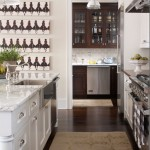 Waterworks Denver for Traditional Kitchen with White Drum Pendant