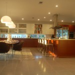 Wausau Tile for Modern Dining Room with Mid Century Modern