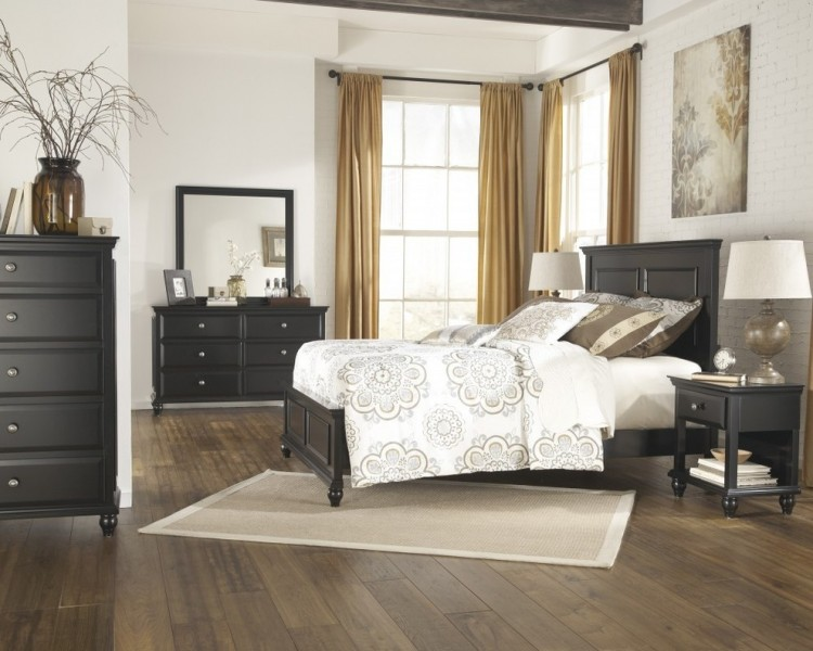 Wayside Furniture for Transitional Bedroom with Wood