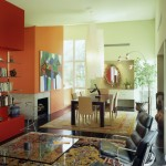 Web Reg for Contemporary Dining Room with House Plants