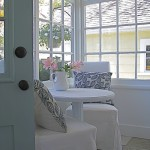 Web Reg for Traditional Laundry Room with Chair Covers