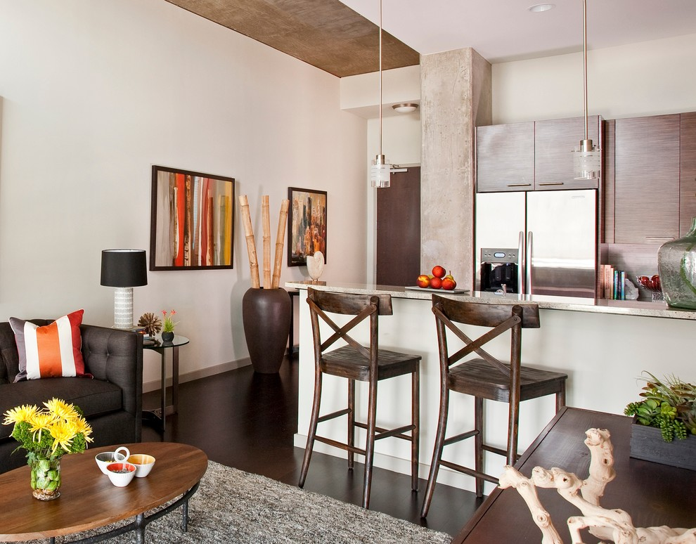 Weirs Furniture for Contemporary Entry with Contemporary
