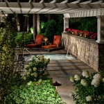 Weirs Furniture for Traditional Patio with Stone Patio