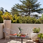 Westcoat for Midcentury Patio with Patio Furniture