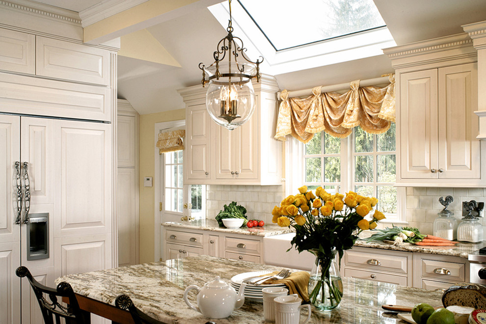 Westfield Lighting for Traditional Kitchen with Far Hills