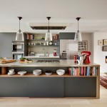 Westin Homes for Contemporary Kitchen with Exposed Brick