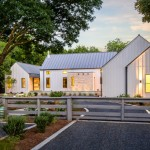 Westin Homes for Farmhouse Exterior with Metal Shed Roof