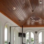 Westin Homes for Mediterranean Home Gym with Palm Frond Ceiling Fan
