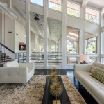 Westlake Residential for Contemporary Living Room with White Chairs