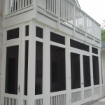 Westlake Residential for Traditional Porch with Custom