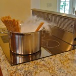 What is an Induction Cooktop for Traditional Kitchen with Pop Up Kitchen Vent
