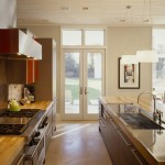 Wheeler Metals for Contemporary Kitchen with Transom