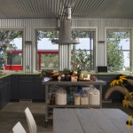 Wheeler Metals for Industrial Kitchen with Rustic