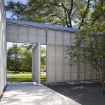 Wheeler Metals for Modern Exterior with Gravel