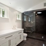 Whites Plumbing for Contemporary Bathroom with White Wall