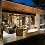 Wickenburg Ranch for Contemporary Patio with Wicker Furniture