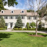Winchester Ma Real Estate for Traditional Exterior with Weston Real Estate