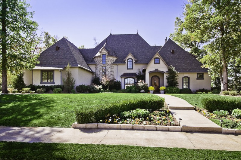 Windermere Country Club for Traditional Exterior with Turret