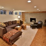Windermere Portland for Contemporary Family Room with Brown Sectional