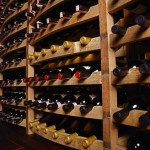 Wine and Design Richmond Va for Traditional Home Bar with Wine Cellar Builders