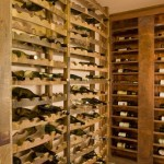 Wine and Design Richmond Va for Traditional Wine Cellar with Custom Wine Racking Richmond