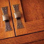 Woodworkers Hardware for Craftsman Kitchen with Traditional Kitchen Cabinetry