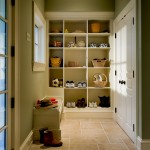 Woodworkers Hardware for Traditional Entry with Built in Storage