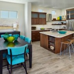Woody Creek Colorado for Contemporary Kitchen with Green Glass Vase