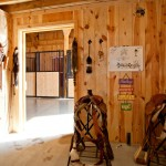Woody Creek Colorado for Farmhouse Entry with Rustic Barn