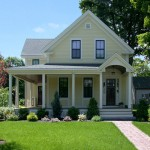 Wrap Around Porch House Plans for Traditional Exterior with Wrap Around
