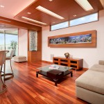 Yanko Design for Contemporary Living Room with Teak