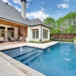 Yanko Design for Traditional Pool with Pool Surround