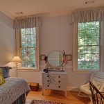 Ymca Town Lake for Traditional Bedroom with White Window Casing