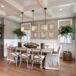 Yoiu for Beach Style Dining Room with French Doors
