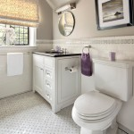 Yosemite Home Decor for Contemporary Bathroom with Tile Accent