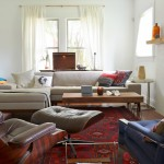 Zaza Hotel Dallas for Eclectic Living Room with Wood Mantle