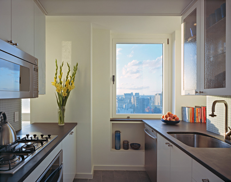 Zeckendorf Towers for Contemporary Kitchen with Contemporary