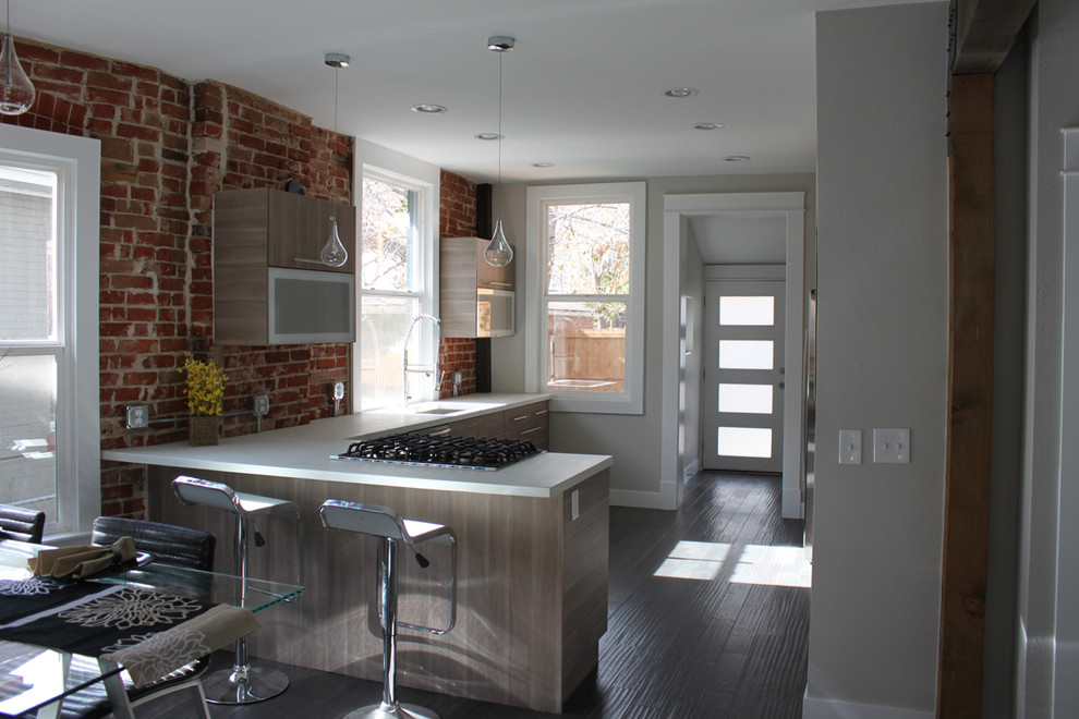 Zuny for Modern Kitchen with House Remodel