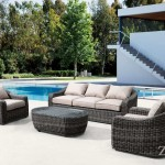 Zuomod for Eclectic Patio with Outdoor Seating
