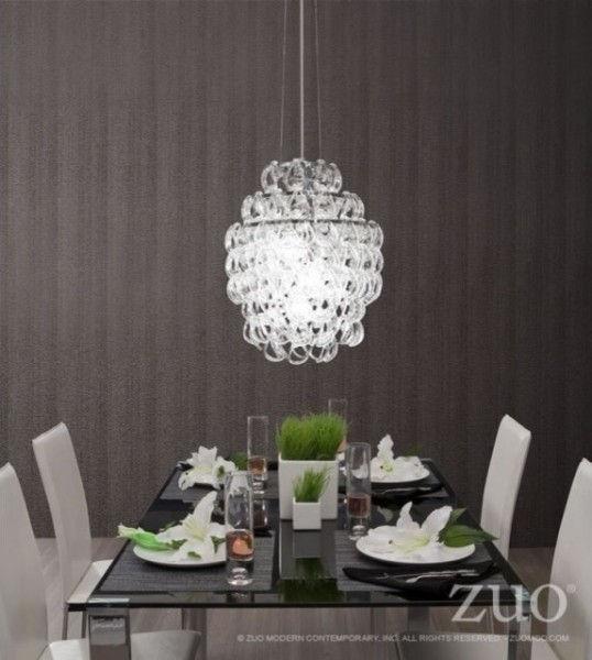 Zuomod for Modern Dining Room with Cascade